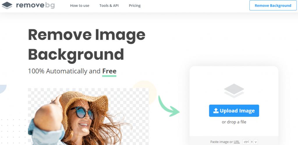 servicio web para quitar fondo a las imagenes