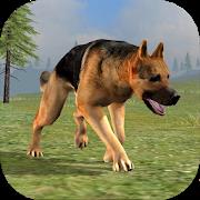 Simulador de supervivencia del perro salvaje
