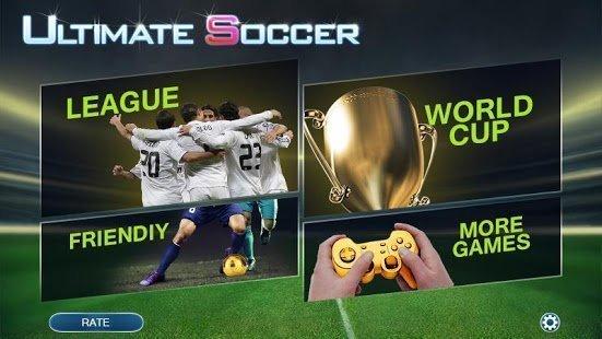 """Ultimate-Soccer """"width ="""" 551 """"height ="""" 310 """"srcset ="""" https://www.ubuntupit.com/wp -content / uploads / 2019/07 / Ultimate-Soccer.jpg 551w, https://www.ubuntupit.com/wp-content/uploads/2019/07/Ultimate-Soccer-300x169.jpg 300w """"tamaños ="""" (máx. -ancho: 551px) 100vw, 551px """"/> No todos los juegos están en el calibre de Ultimate Soccer, ya que está equipado con uno de los mejores gráficos en 3D junto con una jugabilidad fluida. Es un juego de fútbol simulado con un sistema de control simple pero lógico con animaciones realistas y acciones alucinantes en el juego. Cuenta con una interfaz de sistema fácil y accesible y un sistema de gestión muy útil. </span></p> <p><strong><span style="""