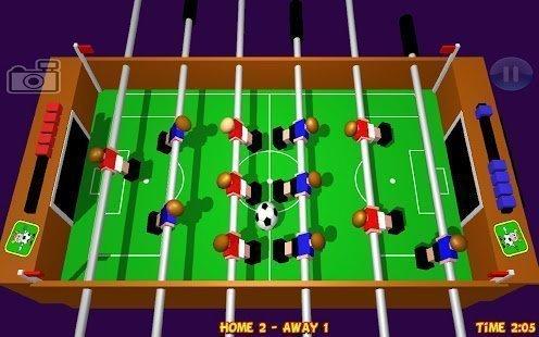 """Futbolín """"ancho = """"496"""" height = """"310"""" srcset = """"https://aplicacionestop.com/wp-content/uploads/2020/03/1585525081_916_Los-20-mejores-juegos-de-fútbol-para-dispositivos-Android-en-2020.jpg 496w, https://www.ubuntupit.com/wp- content / uploads / 2019/07 / Table-Football-300x188.jpg 300w """"tamaños ="""" (ancho máximo: 496px) 100vw, 496px """"/> Si te gusta jugar al futbolín, feliz de saber que el futbolín ahora está en su bolsillo. El futbolín es un juego de fútbol en 3D. Los gráficos del juego son realmente impresionantes. Juegue en cualquier lugar y disfrute de cada gol. También tendrá la oportunidad de jugar en las ligas. Puede elegir pantalones cortos, camisas, botas, tiras como tu deseo. Allí tendrás la oportunidad de ser el campeón de la copa mundial jugando 7 juegos. Así que descarga el juego ahora y experimenta otro modo del juego de fútbol de mesa. </span></p> <p><span style="""
