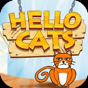 """Hello-Cats-1 """"ancho ="""" 180 """"altura ="""" 180 """"srcset ="""" https://www.ubuntupit.com/wp-content/uploads/2019/05/Hello-Cats-1. png 180w, https://www.ubuntupit.com/wp-content/uploads/2019/05/Hello-Cats-1-150x150.png 150w """"tamaños ="""" (ancho máximo: 180px) 100vw, 180px """"/> Los juegos de aventuras para resolver acertijos siempre son divertidos y si los personajes son gatos lindos, se vuelve más sorprendente. Hola, Cats es muy adictivo y se presenta con excelentes gráficos junto con la interfaz de usuario del sistema interactivo. Te permite recolectar gatos raros y elementos de juego. </span></p> <p><span style="""