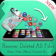 Recuperar todos los archivos, fotos y contactos eliminados