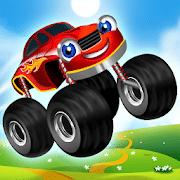 Juego de Monster Trucks para niños 2