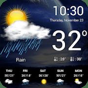 Weather Forecast, aplicaciones meteorológicas para Android