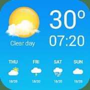 Aplicación meteorológica, aplicaciones meteorológicas para Android