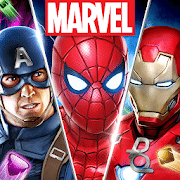 Marvel Puzzle Quest_Android Game