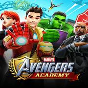 Academia Marvel Avengers
