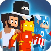 Crossy Heroes_Android Marvel Game