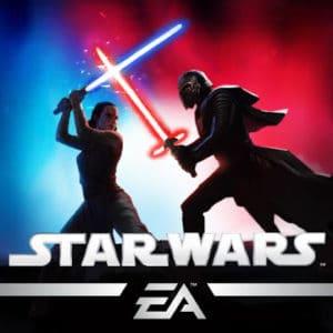 Star Wars Galaxy of Heroes, juegos de Star Trek para Android