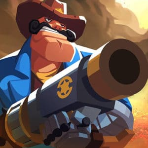 West Legends, mejores MOBA para Android