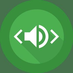 Panel de sonido personalizado
