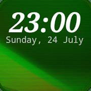 DIGI Clock Widget: aplicación de reloj para Android