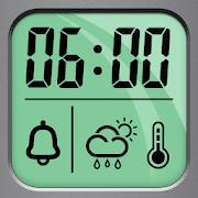 Alarm Clock- Aplicación de reloj digital para Android