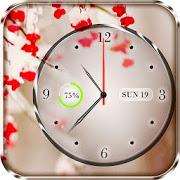 Clock Live Wallpaper: aplicación de reloj para Android