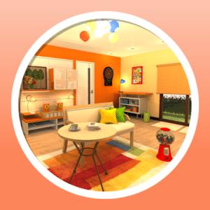 Escape Candy Rooms