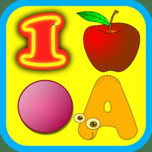 Juegos educativos para niños, aplicaciones para niños para Android