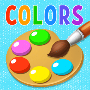 Colors for Kids, Toddlers, Babies