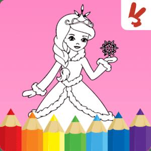 Kids Coloring Book, aplicaciones para niños para Android