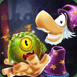 Rayman Adventures, juegos de plataformas para Android
