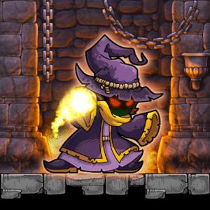 Magic Rampage, juegos de plataformas para Android