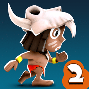 Manuganu 2, juegos de plataformas para Android