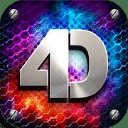 Fondos de pantalla en vivo 4Κ y fondos 3D / HD: GRUBL ™ - aplicación de fondo de pantalla para Android