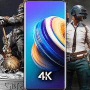 Fondos de pantalla 4K - Fondos HD y QHD - Aplicación de fondo de pantalla para Android