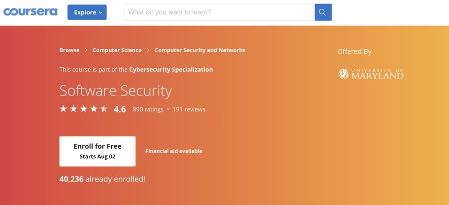 Seguridad del software