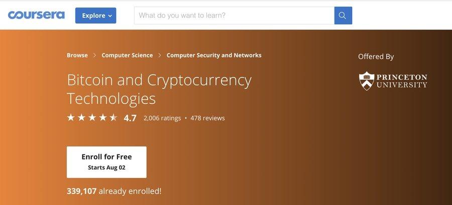 Tecnologías de Bitcoin y Criptomonedas