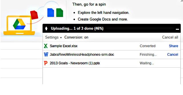 Cómo convertir archivos de Microsoft Office a Google Docs en su Chromebook
