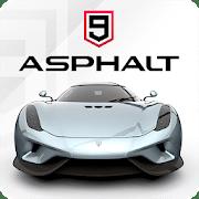 Juego de carreras de autos de acción de Asphalt 9 Legends 2019