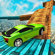 Real Impossible Tracks ultimate Stunt Car driving, juegos de coches para Android