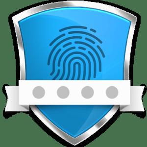 Bloqueo de aplicaciones - Huella digital real