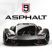 Asphalt 9-Legends - Epic Car Action Racing Game