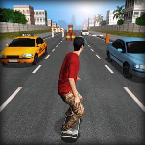 Street Skater 3D, juegos de skate para Android