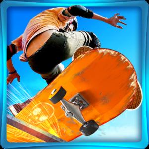 Real Skate 3D, juegos de skate para Android