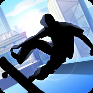 Shadow Skate, juegos de skate para Android