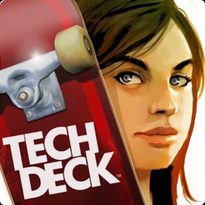 Tech Deck Skateboarding, juegos de skate para Android