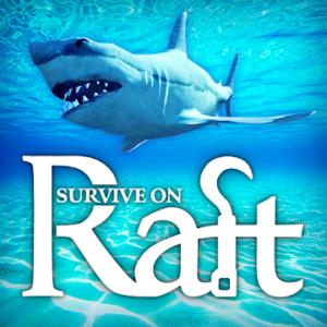 Survival on Raft, juegos de supervivencia para Android