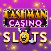 Cashman Casino, juegos de tragamonedas para Android