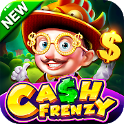 Cash Frenzy ™ Casino, juegos de tragamonedas para Android