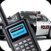 Escáner de emergencia, aplicación de escáner de policía para Android