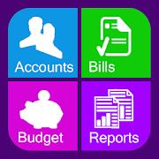 Home Budget Manager Lite, aplicaciones de presupuesto para Android