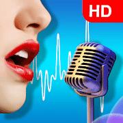 Cambiador de voz - Efectos de audio