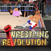 Wrestling Revolution ,, Juegos de la WWE para Android