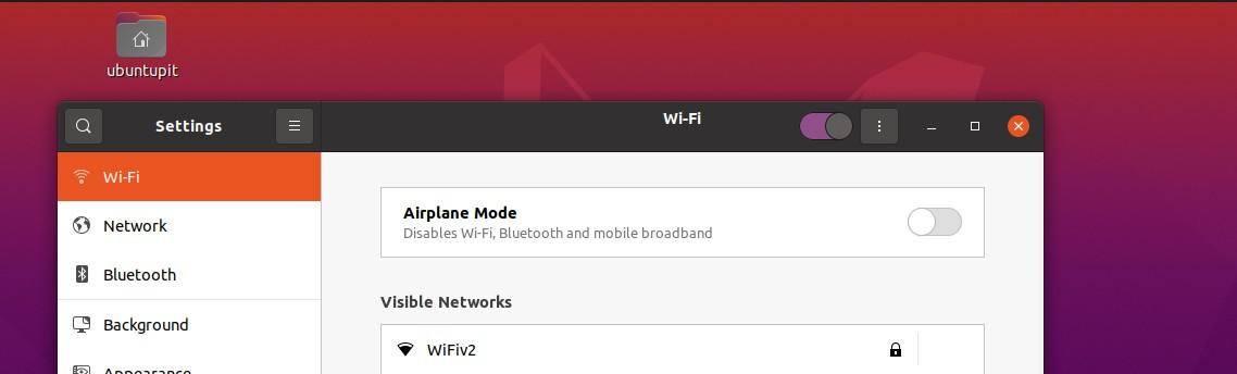 activar wifi en ubuntu