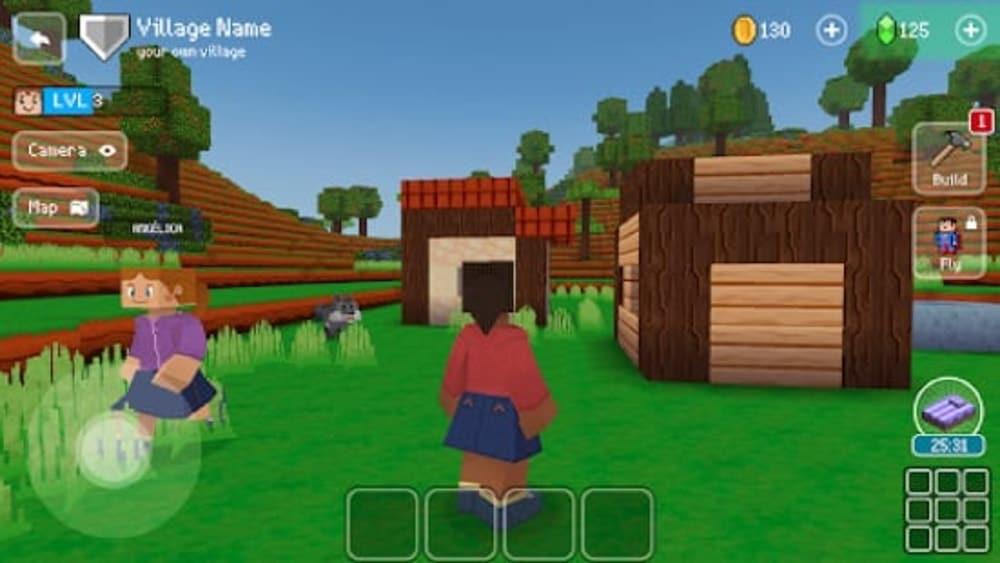 Block Craft 3D: juegos de simulador de construcción gratis, juegos de tableta Android