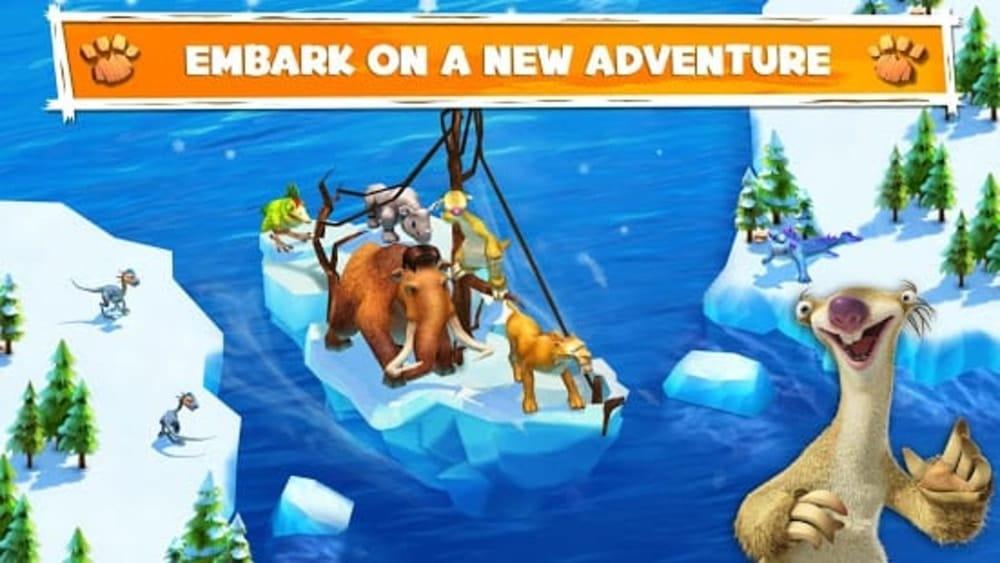 Ice Age Adventures, juegos para tabletas Android