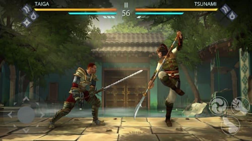 Shadow Fight 3 - Juego de lucha RPG, Juegos de tableta Android