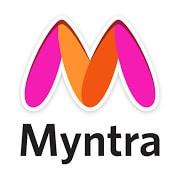 Aplicación de compras en línea Myntra